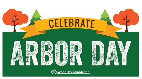arbor day celebration clip art tree