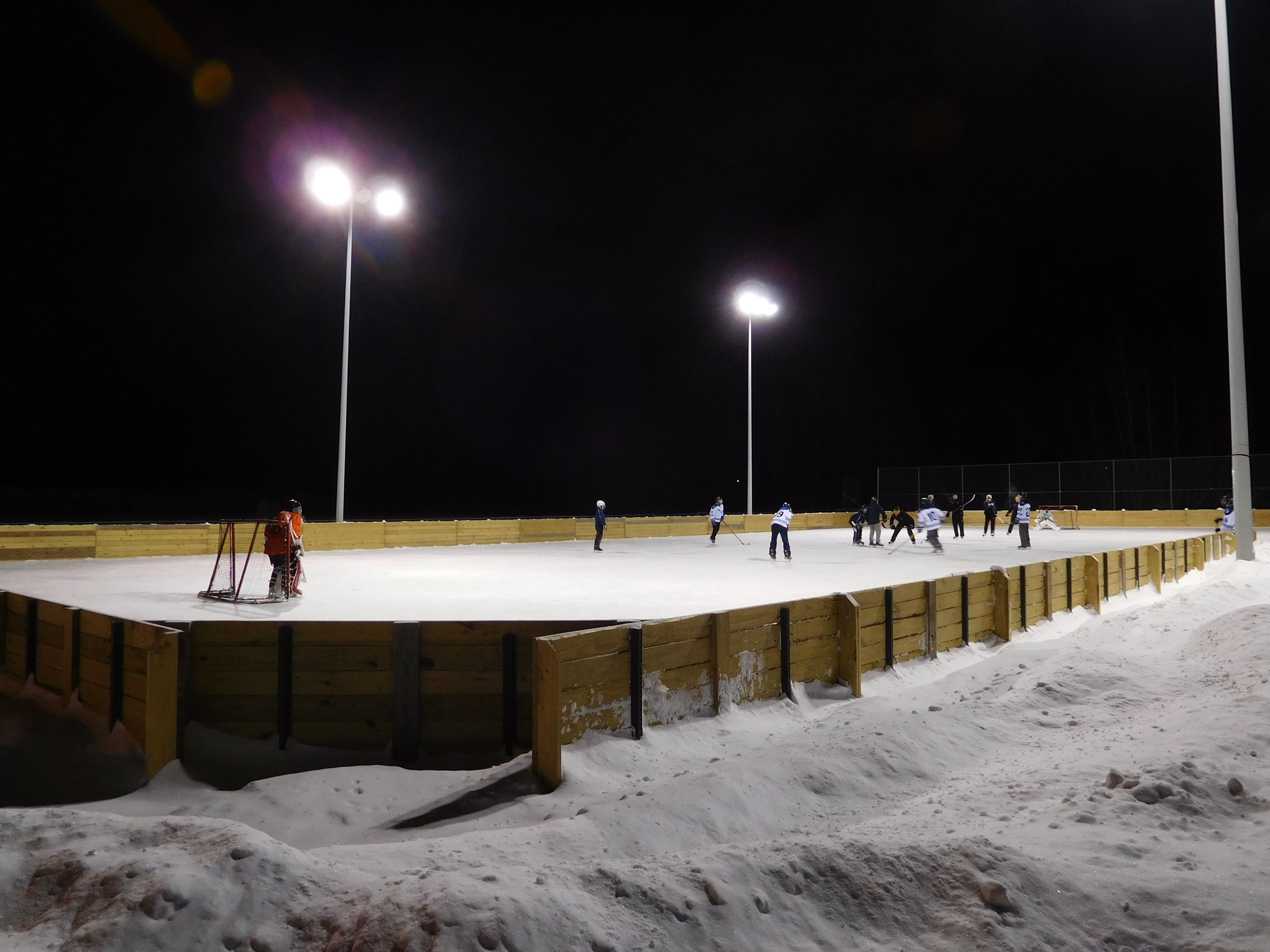 South End Rink