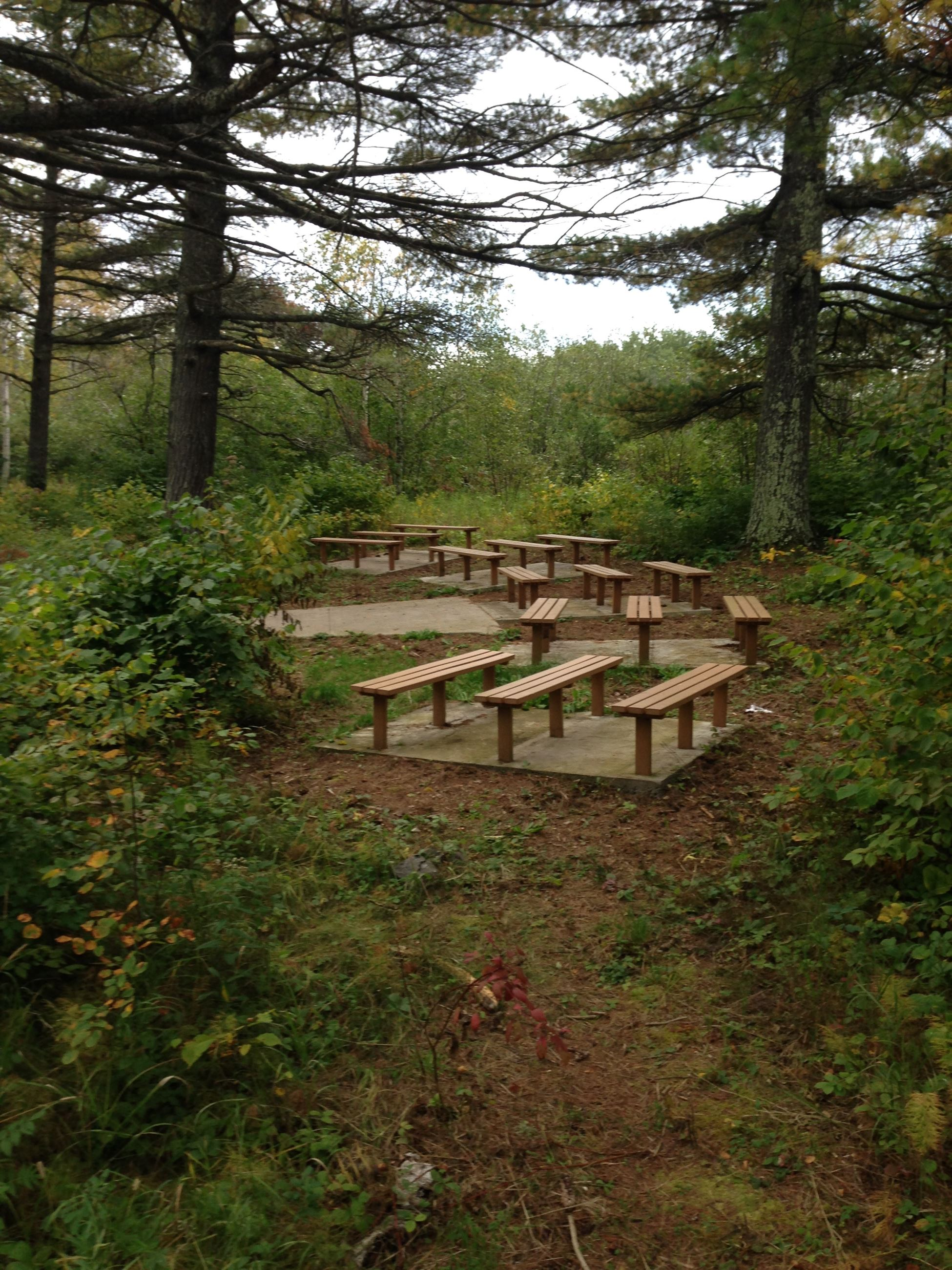 Millenium Trail Outdoor Classroom
