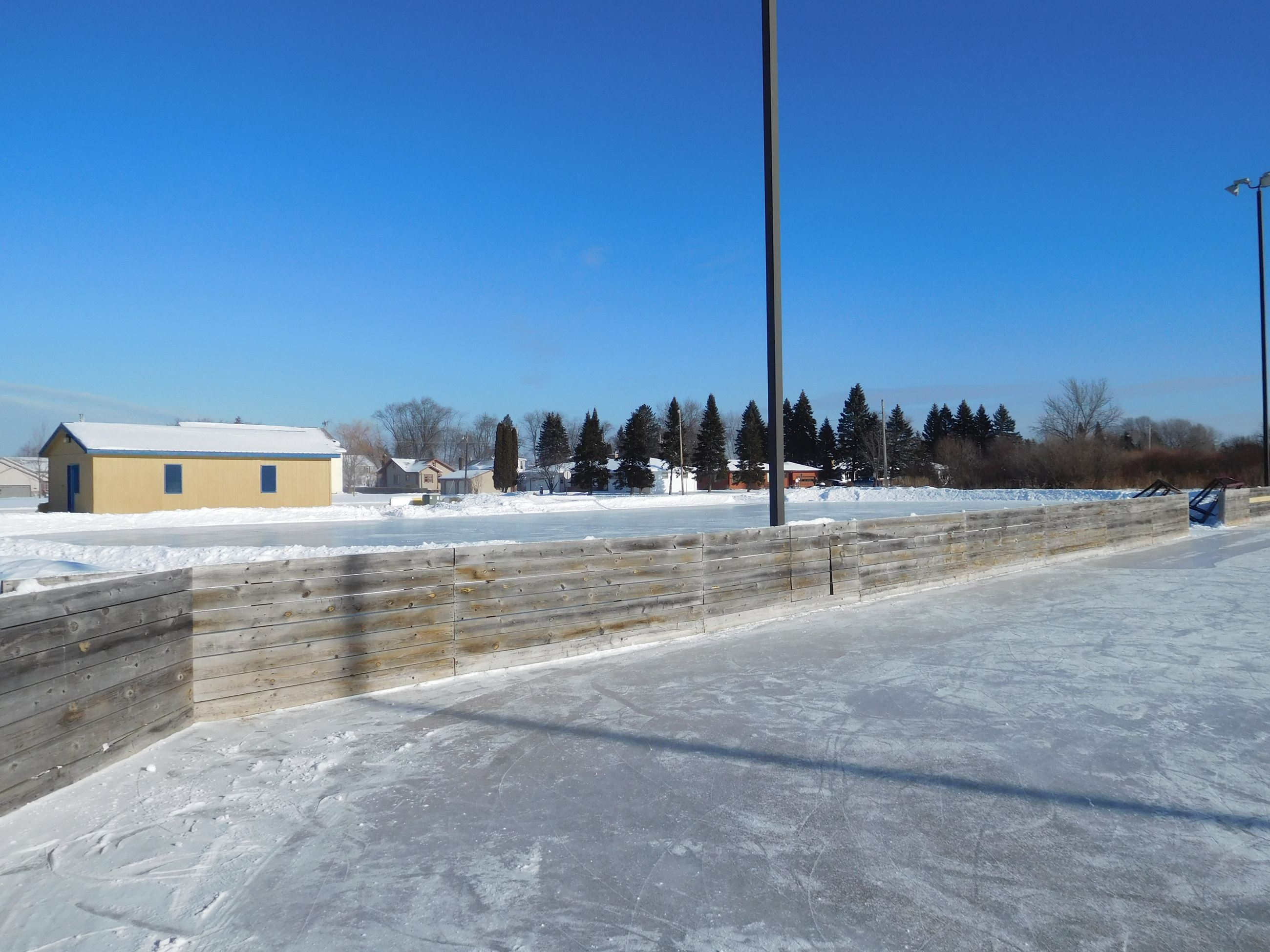 Pattison Ice Rink