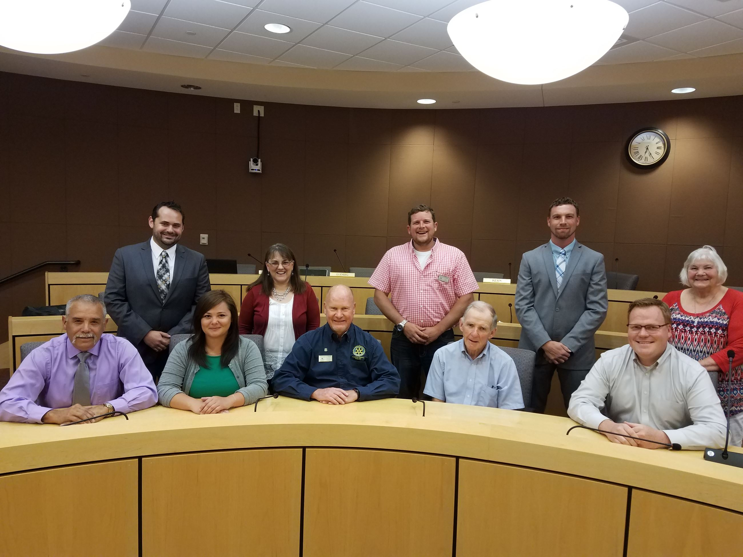 City Councilors 8/15/17