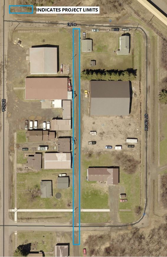 39th Avenue East Sanitary Sewer Project