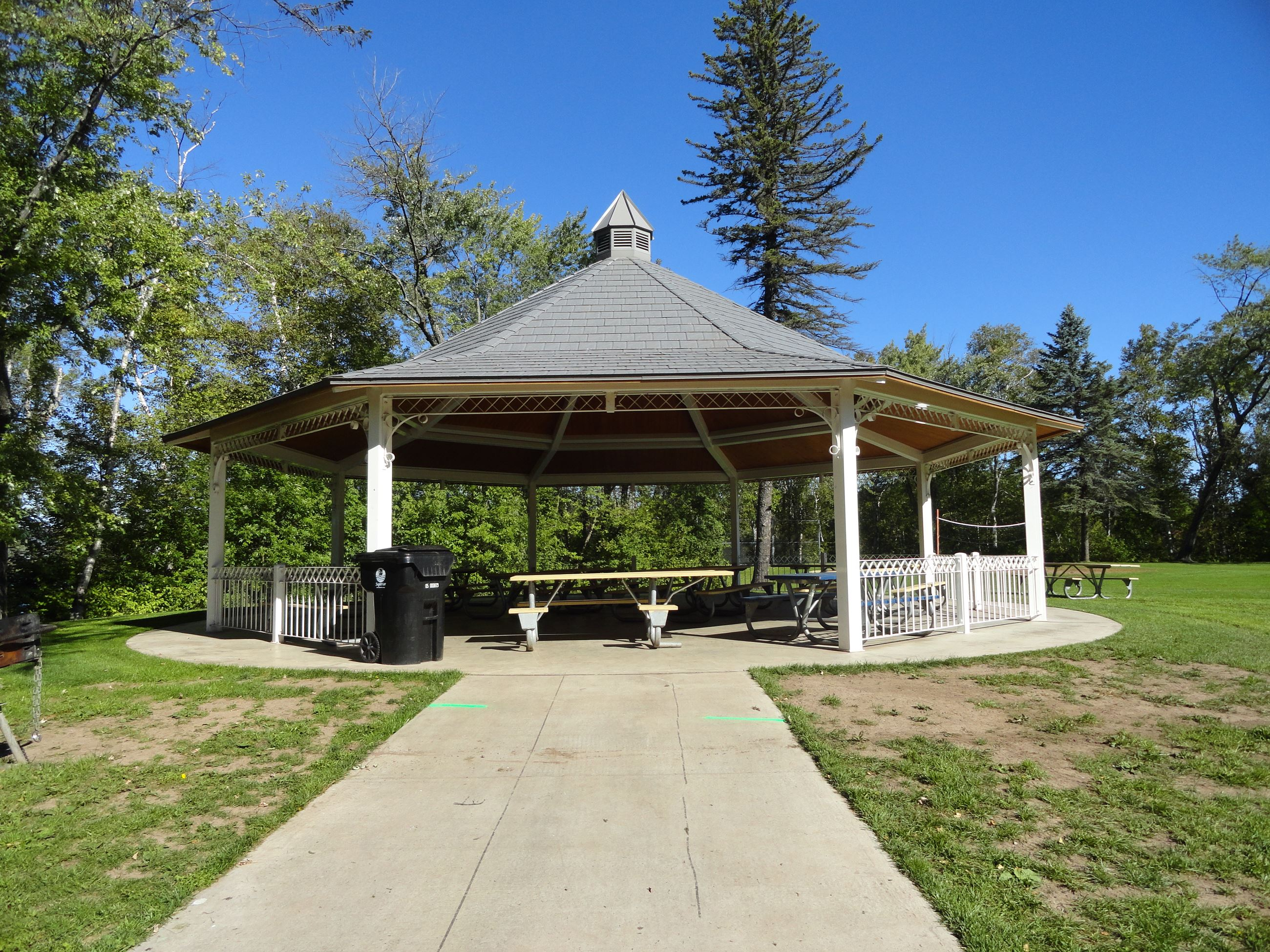 Billings Park New Pavilion