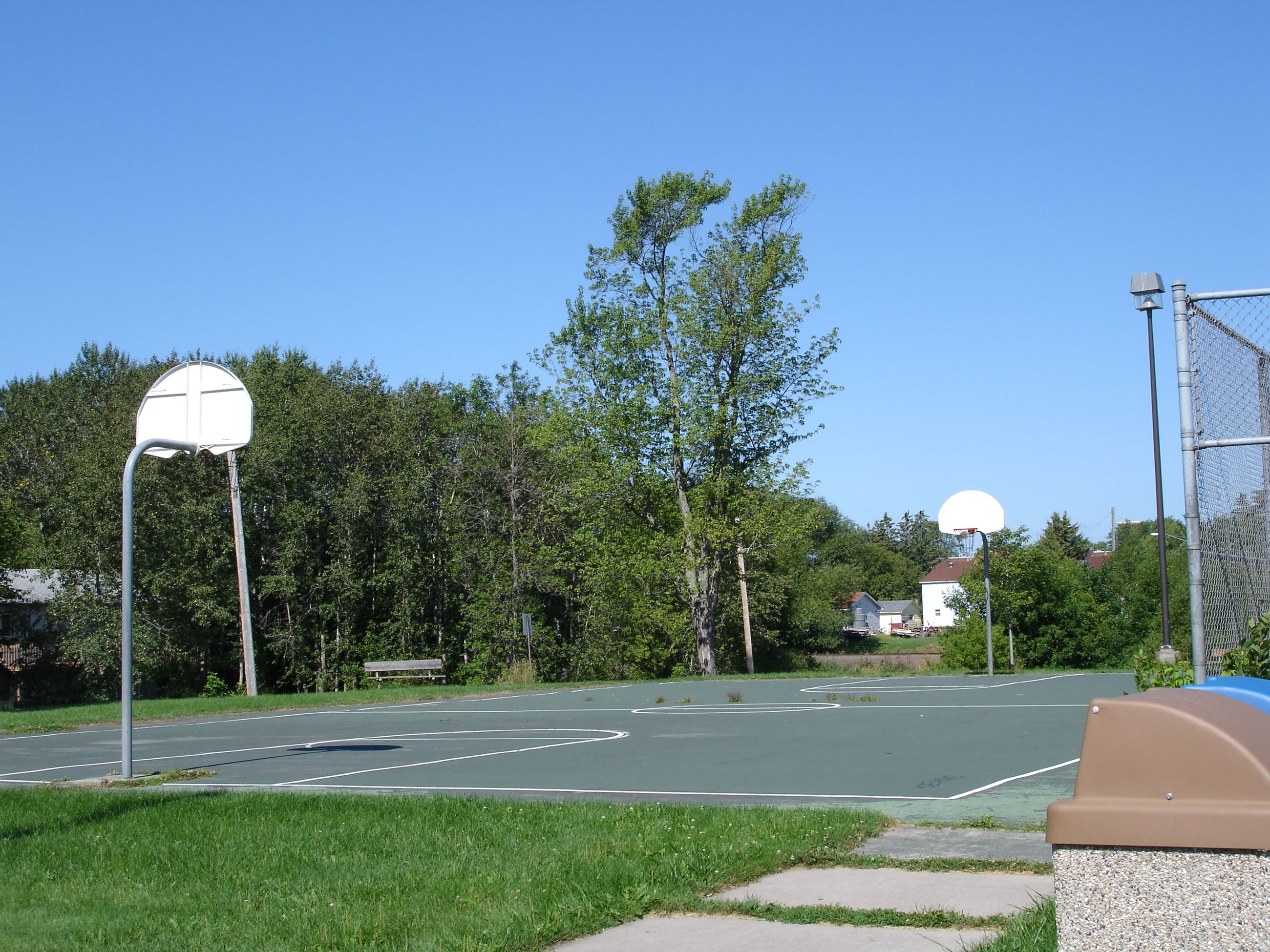 Carl Gullo Basketball Court
